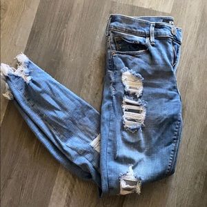 EXPRESS JEANS MIDRISE